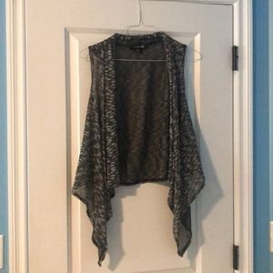 Knitted outer garment